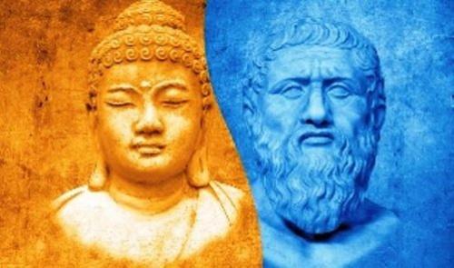 Philosophies d'Orient et d'Occident - Début de la formation